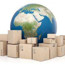 Rask levering av pakker til utlandet